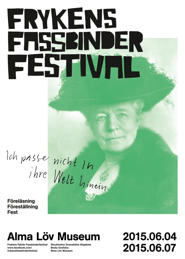 Frykens Fjärde Fassbinderfestival kopia